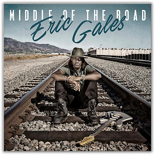WEA Eric Gales - Middle of The Road Vinyl LP