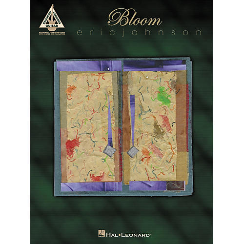 Hal Leonard Eric Johnson - Bloom Songbook-thumbnail