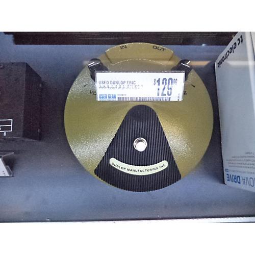 Dunlop Eric Johnson Signature Fuzz Face Distortion Effect Pedal-thumbnail