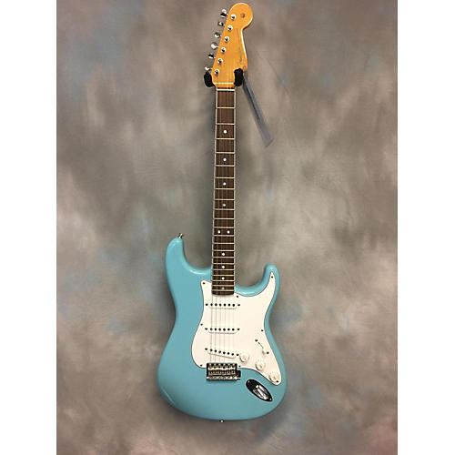 Fender Eric Johnson Signature Stratocaster Rosewood Solid Body Electric Guitar-thumbnail