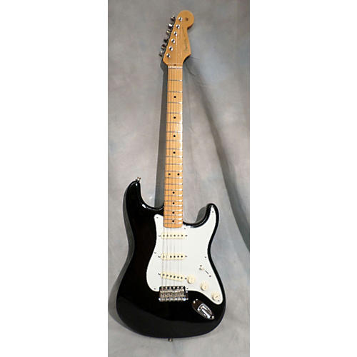 Fender Eric Johnson Signature Stratocaster Solid Body Electric Guitar black
