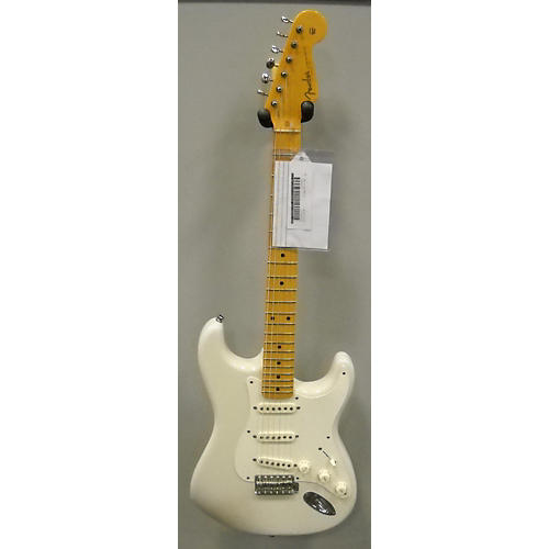 Fender Eric Johnson Signature Stratocaster Solid Body Electric Guitar Blonde
