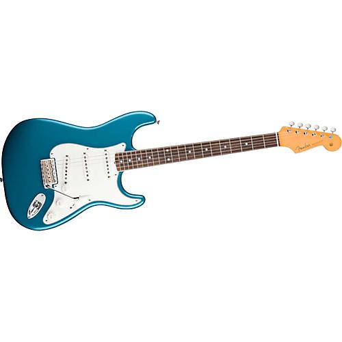 Fender Eric Johnson Stratocaster RW Electric Guitar Lucerne Aqua Firemist
