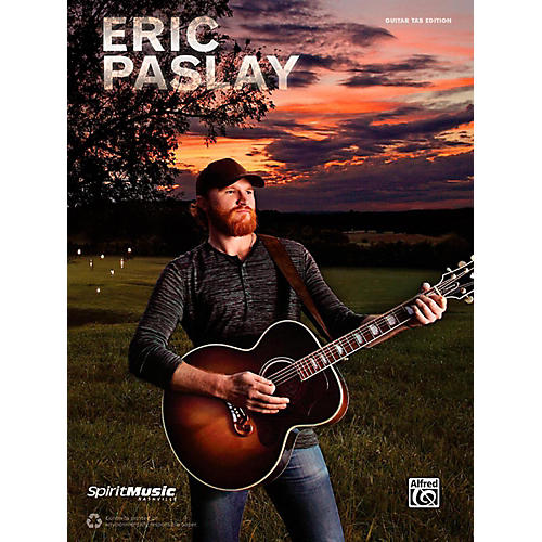 Alfred Eric Paslay - Guitar TAB Edition