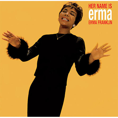 Alliance Erma Franklin - Her Name Is Erma