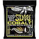 Ernie Ball 2727 Cobalt Beefy Slinky Electric Guitar Strings (P02727)