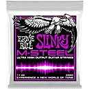 Ernie Ball 2920 M-Steel Power Slinky Electric Guitar Strings