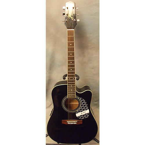 Jasmine Es31c Acoustic Electric Guitar