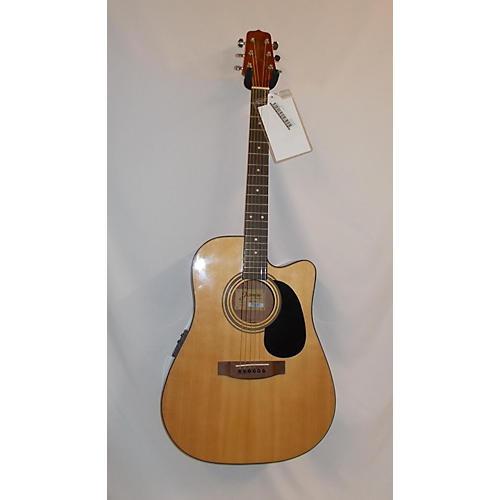 used jasmine es45c acoustic electric guitar guitar center. Black Bedroom Furniture Sets. Home Design Ideas