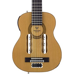 Traveler Guitar Escape Classical Nylon String Acoustic-Electric Guitar