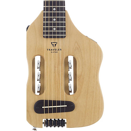 Traveler Guitar Escape Steel-String Acoustic-Electric Travel Guitar-thumbnail
