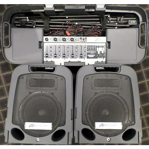 Peavey Escort 3000 Sound Package-thumbnail