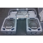Peavey Escort 6000 Portable PA Sound Package