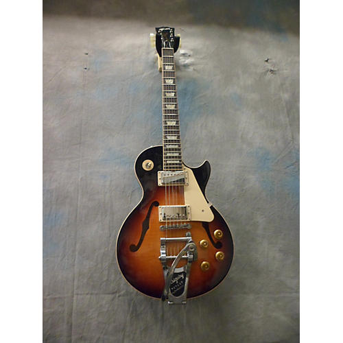 Gibson Eslp LTD Hollowbody Solid Body Electric Guitar-thumbnail
