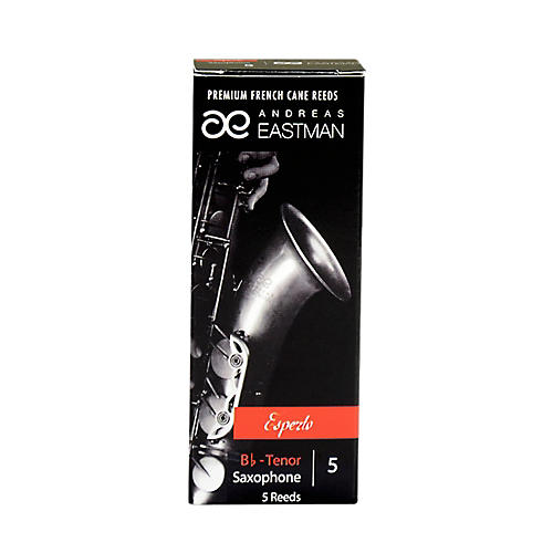 Andreas Eastman Esperto Tenor Saxophone Reeds Strength 5 Box of 5