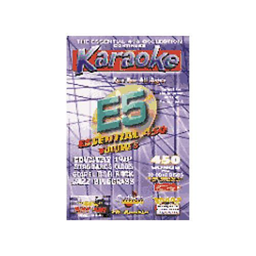 Chartbuster Karaoke Essential 450 Volume 5 Karaoke CD+G-thumbnail