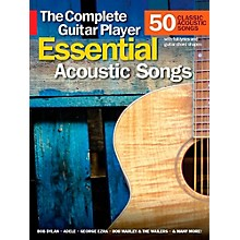 Music Sales Essential Acoustic Songs - The Complete Guitar Player 50 Classic Acoustic Songs