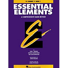 Hal Leonard Essential Elements - Book 1 (Original Series) (Eb Tenor (Alto) Horn) Essential Elements Series Softcover