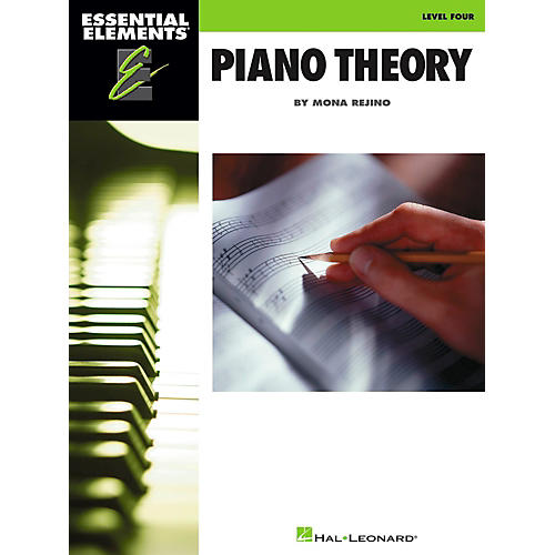 Hal Leonard Essential Elements - Piano Theory Level 4-thumbnail