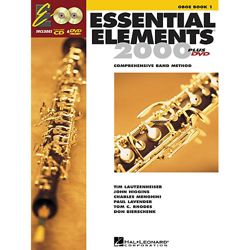Hal Leonard Essential Elements 2000 Book and DVD