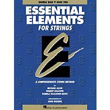 Hal Leonard Essential Elements Bass Vol 2.
