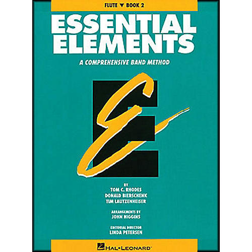 Hal Leonard Essential Elements Book 2 Flute-thumbnail