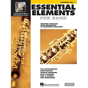 Hal Leonard Essential Elements EE2000 Oboe French Edition Essential Eleme...