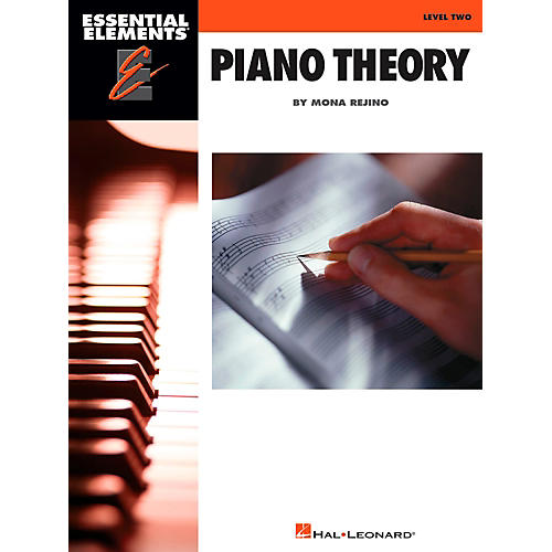 Hal Leonard Essential Elements Piano Theory - Level 2-thumbnail