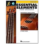 Hal Leonard Essential Elements Ukulele Method Book 1 Book/Online Audio