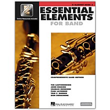 Hal Leonard Essential Elements for Band - Bb Clarinet (Book 2 with EEi)