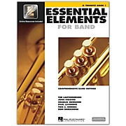 Hal Leonard Essential Elements for Band - Bb Trumpet (Book 1 with EEi)