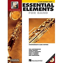 Hal Leonard Essential Elements for Band - Eb Alto Clarinet (Book 1 with EEi)