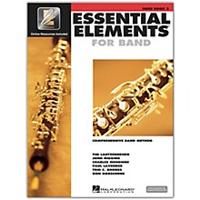 Hal Leonard Essential Elements for Band - Oboe 2 Book/Online Audio