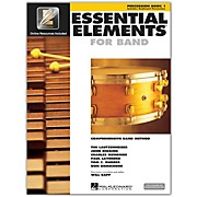 Essential Elements for Band - Percussion and Keyboard Percussion (Book 1 with EEi)