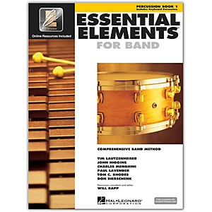 Hal Leonard Essential Elements for Band - Percussion and Keyboard Percussio...