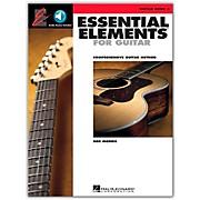 Hal Leonard Essential Elements for Guitar Book 2 Book/CD