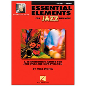 Hal Leonard Essential Elements for Jazz Ensemble - Bb Tenor Saxophone Book... by Hal Leonard