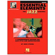 Hal Leonard Essential Elements for Jazz Ensemble - Bb Trumpet (Book with EEi)