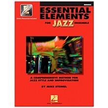 Hal Leonard Essential Elements for Jazz Ensemble - Drums (Book/Online Audio)