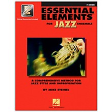 Hal Leonard Essential Elements for Jazz Ensemble - French Horn (Book/Online Audio)