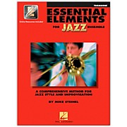 Hal Leonard Essential Elements for Jazz Ensemble - Trombone (Book with EEi)