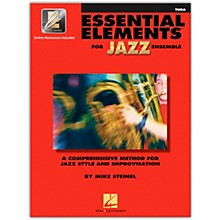 Hal Leonard Essential Elements for Jazz Ensemble - Tuba (Book/Online Audio)