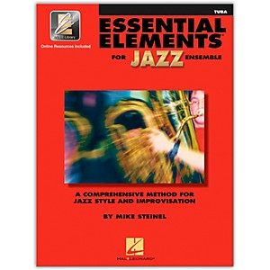 Hal Leonard Essential Elements for Jazz Ensemble - Tuba Book with CD by Hal Leonard
