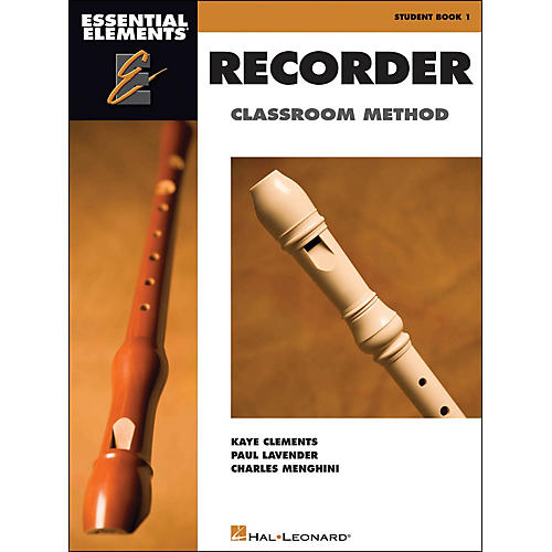 Hal Leonard Essential Elements for Recorder Classroom Edition