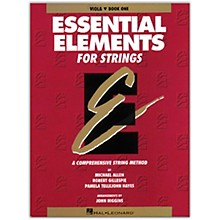 Hal Leonard Essential Elements for Strings Book 1 Viola
