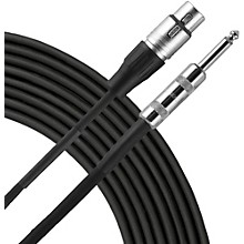"""Livewire Essential High Impedance Microphone Cable XLR to 1/4"""""""