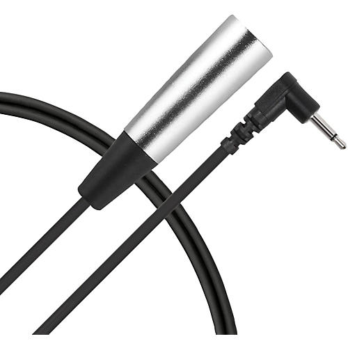 Livewire Essential Interconnect Cable 3.5 mm TS Male to XLR Male Right Angle