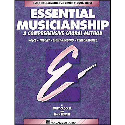 Hal Leonard Essential Musicianship Book 3 Student-thumbnail