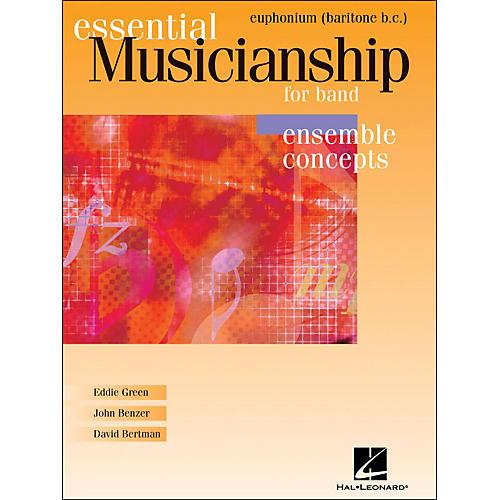 Hal Leonard Essential Musicianship for Band - Ensemble Concepts Baritone Bc-thumbnail