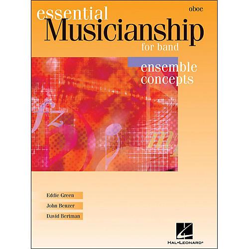 Hal Leonard Essential Musicianship for Band - Ensemble Concepts Oboe-thumbnail